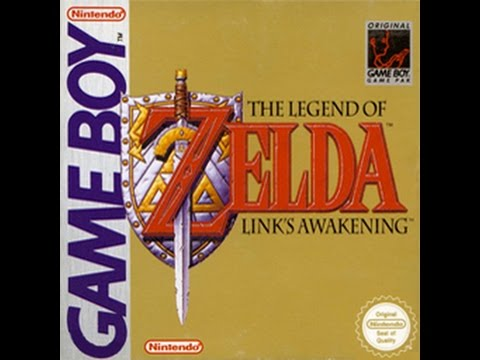 Gaming Paraphilia: Playing around with the Legend of Zelda: Link's Awakening