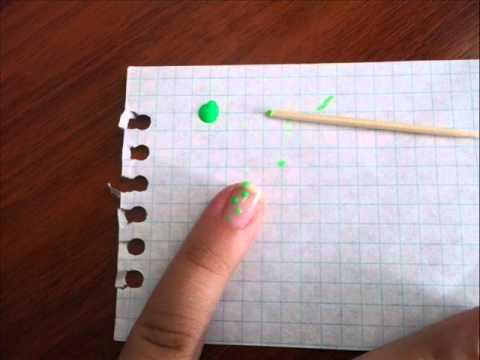 Легкий маникюр на ногти