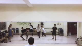 Ghen - Erik, Min :: Dance Pracice