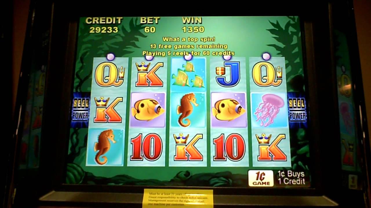 free queen of atlantis slot machine