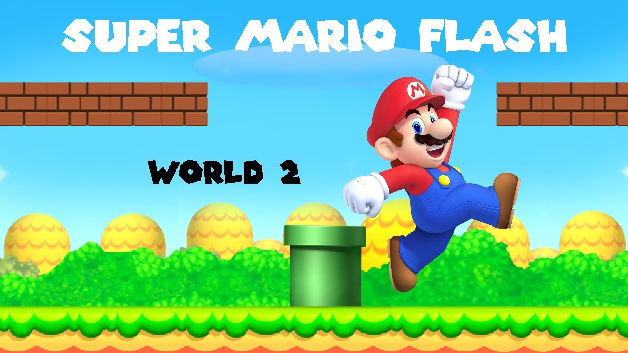 mario flash world 2