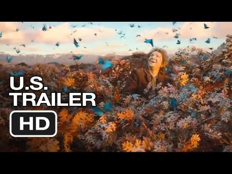 The Hobbit 2 The Desolation of Smaug US TRAILER 1 (2013) - Lord of the Rings Movie HD