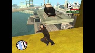 GTA San Andreas Como Obtener Helicoptero De Policia Y