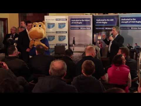 Ulster Bank Trophy Tour 2014