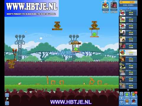 Angry Birds Friends Tournament Week 67 Level 3 high score 130k (tournament 3)