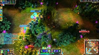 League Of Legends Jungle Amumu Full Game With Spencer