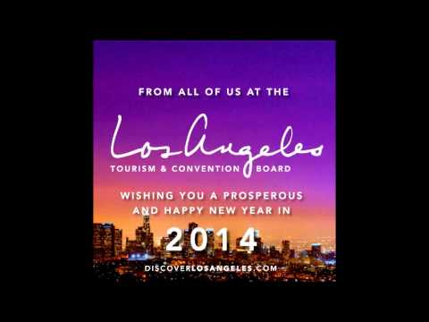 Happy New Year from Los Angeles