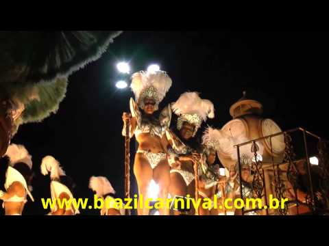 Samba Creativity: Ingenuity of Carnival in Brazil    