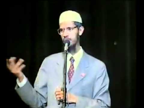 Debat islam vs kristen 10 DR m zakir naik vs dr william ca - YouTube