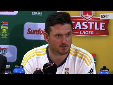 Graeme Smith explains his decision to retire