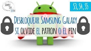 Quitar Patron De Desbloqueo O Seguridad Y Pin Android