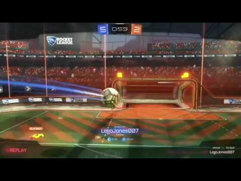 Rocket league gameplay #2