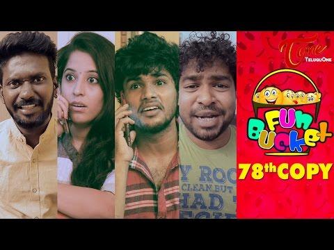 Fun Bucket | 78th Copy | Funny Videos | by Harsha Annavarapu | #TeluguComedyWebSeries