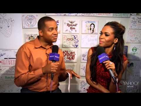 Michelle Williams: Interview (Yahoo! Music: Super Bowl, LeToya, New Album, Matthew Knowles & more)