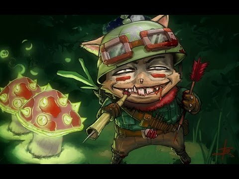 teemo is cancer !!! - episode 1