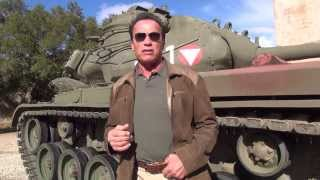 Arnold Schwarzenegger Has Special Message For Reddit