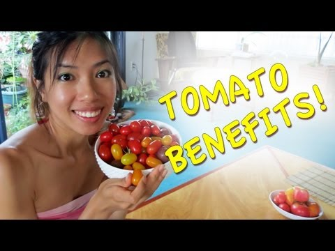 Tomatoes Health Benefits!