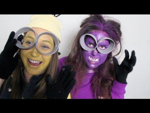 Purple Minion Costume DIY