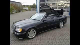 Mercedes 124 Cabrio 300CE24 AMG 3.4 E34 In USStyle