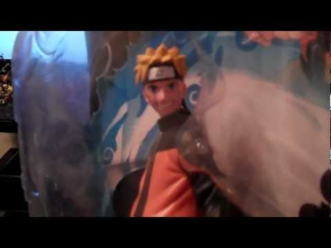 Naruto Shippuden Figures Naruto Kakashi and Gaara Toynami, quick look at Toynami's Naruto Shippuden figures