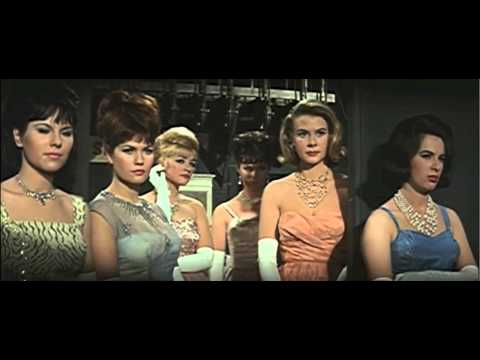 The Beauty Jungle (1964) aka Contest Girl | Original Film Trailer - Ian Hendry Janette Scott