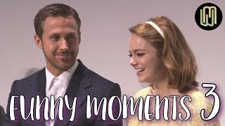 Ryan Gosling and Emma Stone Funny Moments PART 3