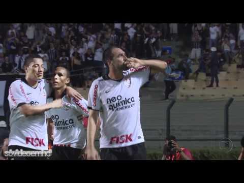 Gols - Corinthians (BRA) 1 x 0 Cruz Azul (MEX) - Libertadores 2012 - 21/03/2012 - Globo HD