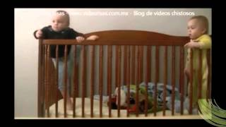 VIDEOS DE BEBES CHISTOSOS CON LOQUENDO