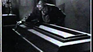 DARK SHADOWS (TV SERIES) Barnabas Is Freed From His Coffin