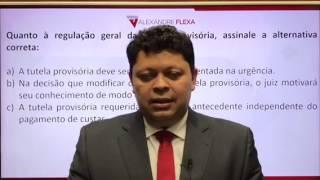 ENTENDENDO O NCPC COM FLEXA - TUTELAS PROVISóRIAS