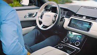 Range Rover Velar INTERIOR REVIEW 2018 New Range Rover INTERIOR 2017 Video Range Rover INTERIOR