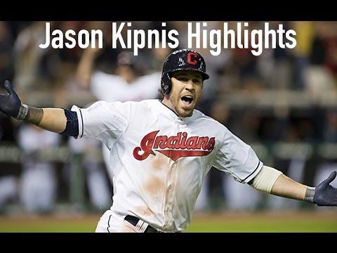 Jason Kipnis 2014 First Half Highlights