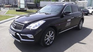 2016 Infiniti QX50 (J50). Start Up, Engine, and In Depth Tour.. MegaRetr