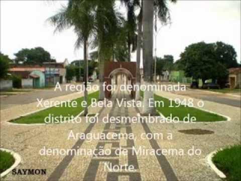 Historia de Miracema Tocantins