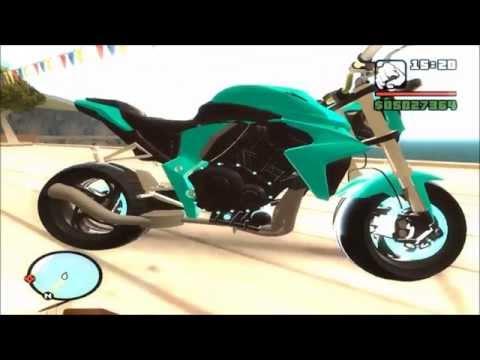 Tiozão da Hornet & Cb1000r / Nova Moto Ha Ha Ha Ta Ai!!!!