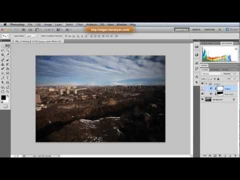Լուսանկարի մշակում Lightroom-ի և Photoshop-ի միջոցով