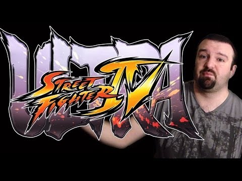 DSP Tries It: Ultra Street Fighter 4 (IV) ONLINE