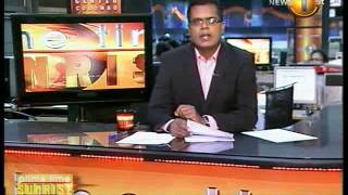 SIRASA PRIME TIME SUNRISE NEWS 12-13