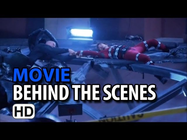 Iron Man (2008) Beneath the Armor - B-Roll Making of & Behind the Scenes