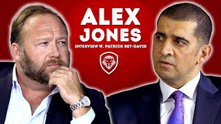 """Alex Jones """"I'm Ready to Die"""" - Exclusive Interview After Being Banned"""