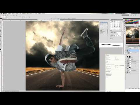 Tutorial Photoshop Break Dance.f4v
