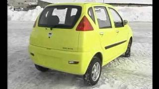 Hafei Brio yellow.flv