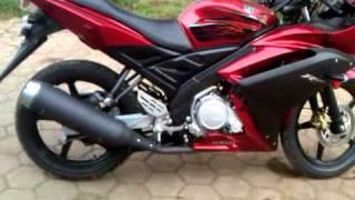 Yamaha Vixion Upgraded To R15