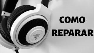Reparar auriculares - cambio de miniplug