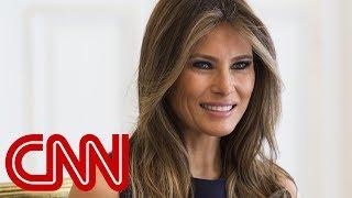 Melania Trump on Donald's 'locker room talk' (Part 1 with Anderson Cooper)