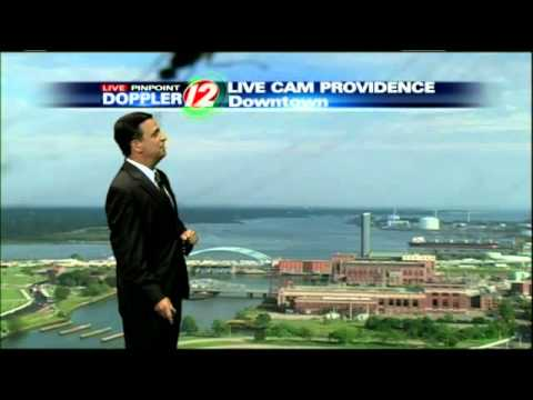 WPRI 12 News Weather Blooper - Tony Petrarca