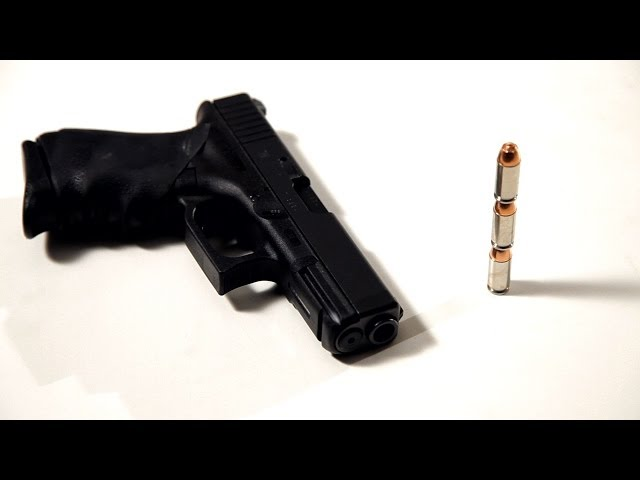 How to Assemble a Glock 23 | Gun Guide