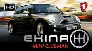 "Mini Clubman. ""Экипаж""."