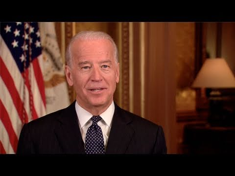 Vice President Biden Talks About One Year of the Affordable Care Act