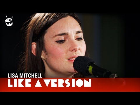 Lisa Mitchell covers Jamie T's 'Zombie' for Like A Version